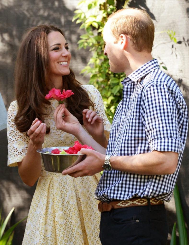 Неудачное знакомство принца Уильяма и Кейт Миддлтон, и свадьба вопреки титулам