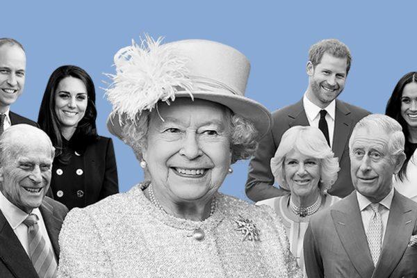 Королевская семья в 2020 году, самые яркие и важные моменты