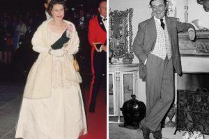 Норман Хартнелл – создатель свадебных платьев королевы Елизаветы II и ее внучки