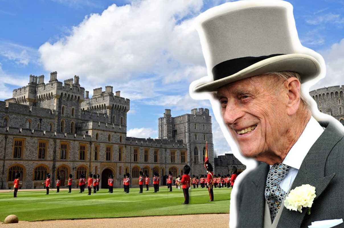 Принца Филиппа выписали из больницы и он возвращается в Виндзорский замок