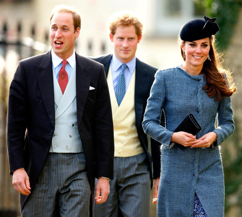 Принц Гарри рассказал о своих отношениях с Кейт Миддлтон