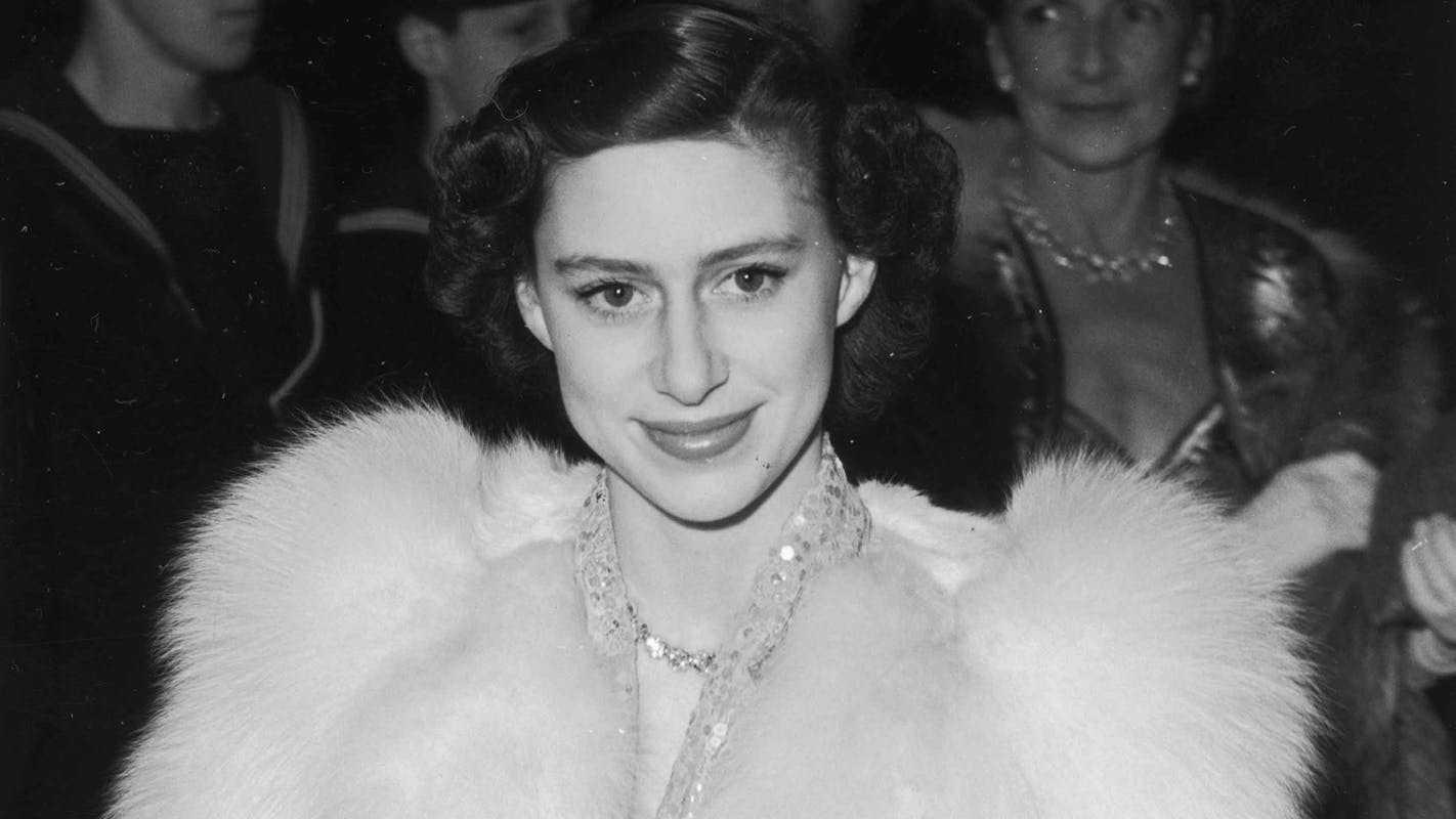 Дикая принцесса Маргарет