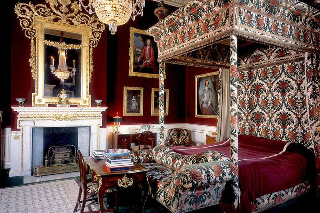 Поместье Элторп: родовой замок принцессы Дианы