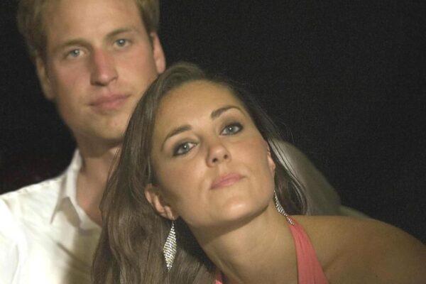 Принц Уильям жаловался друзьям, что подружка принца Гарри веселее Кейт Миддлтон