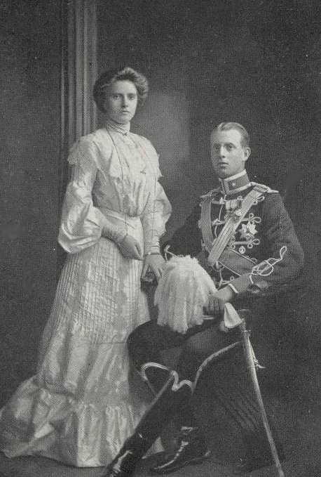 родители принца Филиппа