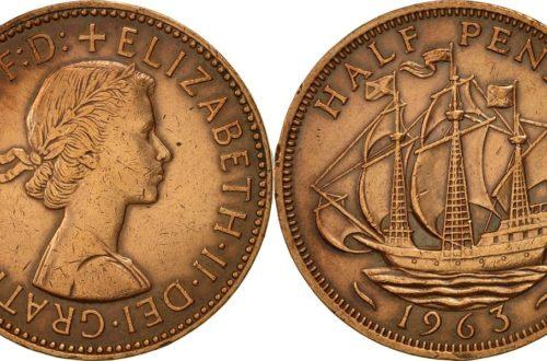 Легенды на монетах Елизаветы
