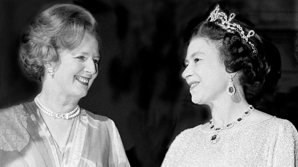Отношения Елизаветы II и Маргарет Тэтчер