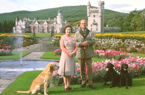 принц Гарри и Меган не поехали в Балморал