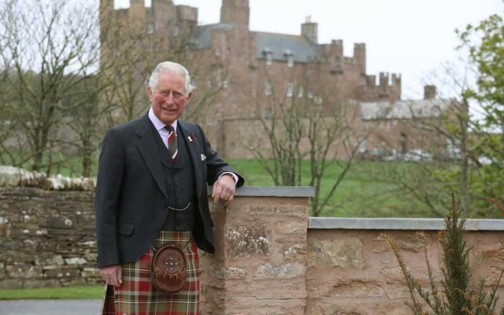 Почему наследник в Великобритании называется принц Уэльский, но не принц Шотландский?