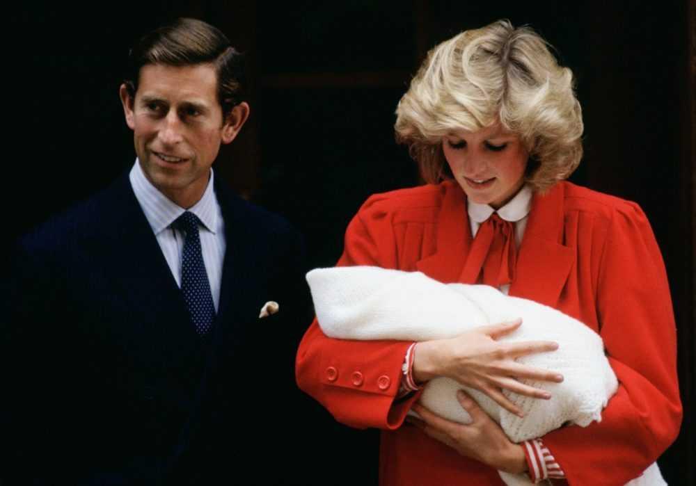 Тайна, которую беременная Диана хранила от принца Чарльза