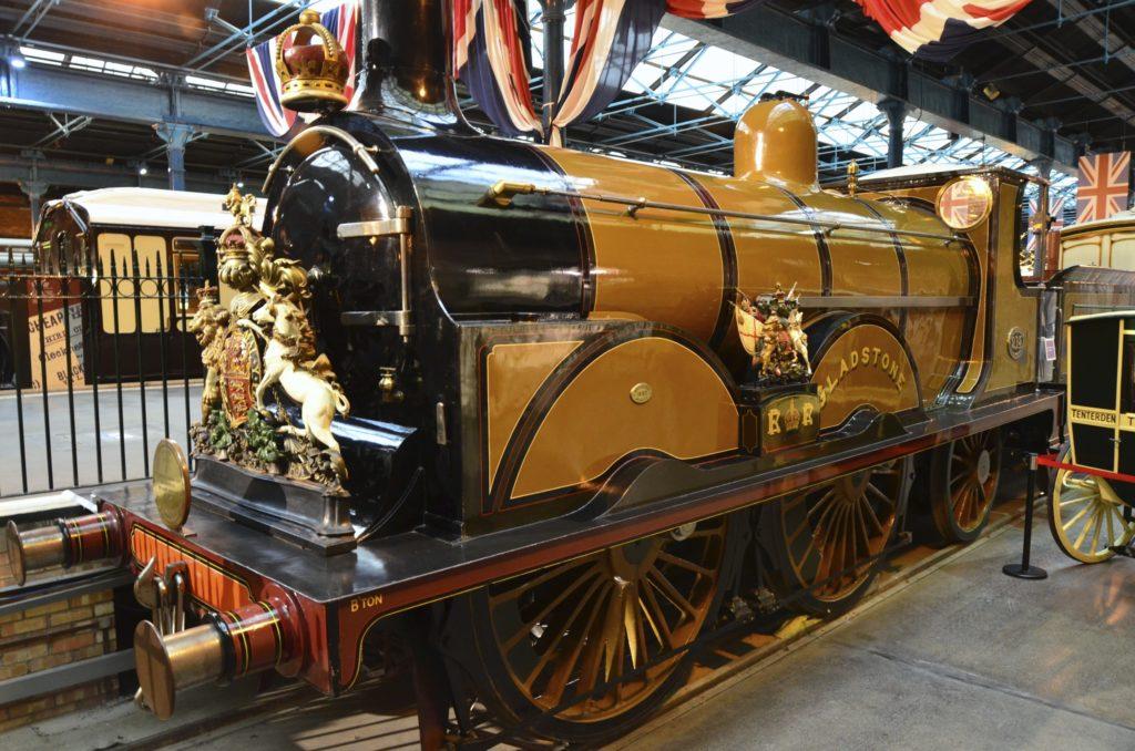 поезд королевы Виктории