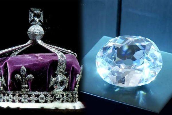 """Индия требует у Елизаветы II вернуть алмаз """"Кохинур"""""""
