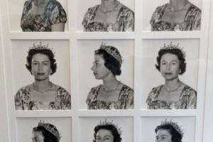 Джордж, Шарлотта и Луи поддерживаю Англию, как 80 лет назад Елизавета и Маргарет