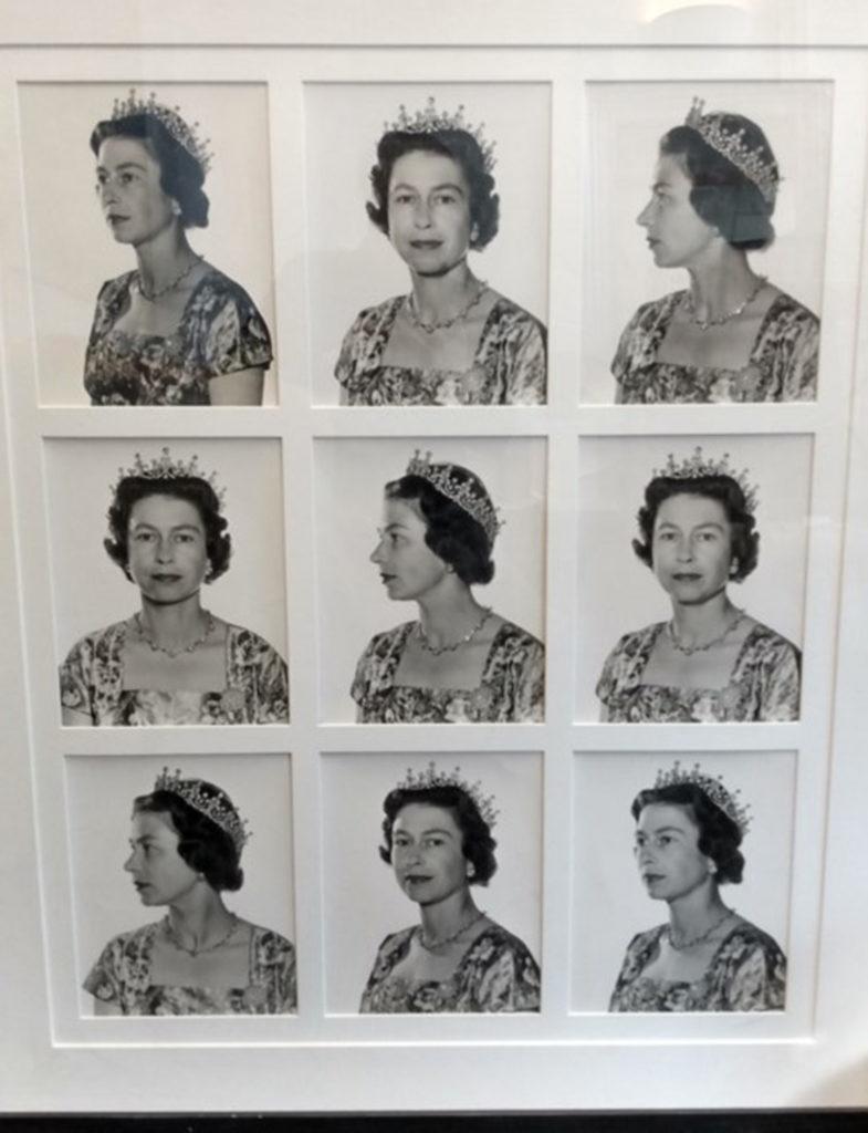 Редкие портреты королевы Елизаветы 1963 года, снятые для банкнот, выставлены на торги