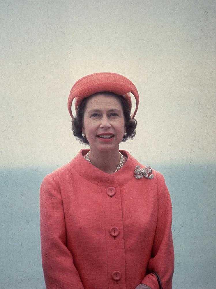 шляпки королевы елизаветы