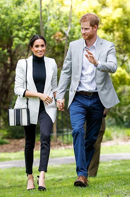 Принц Гарри и Меган Маркл купили свой собственный дом