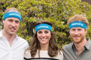Кейт Миддлтон и принц Уильям поздравили принца Гарри с днем рождения