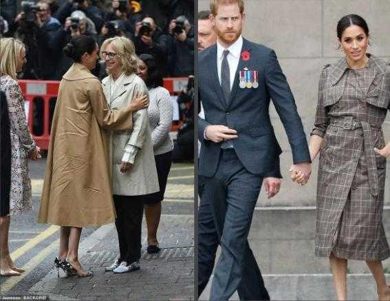 Почему у Меган Маркл всегда мятые платья