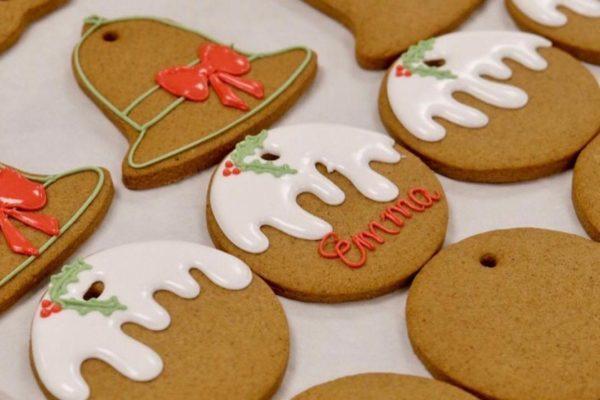 Рождественское имбирное печенье – рецепт из Букингемского дворца