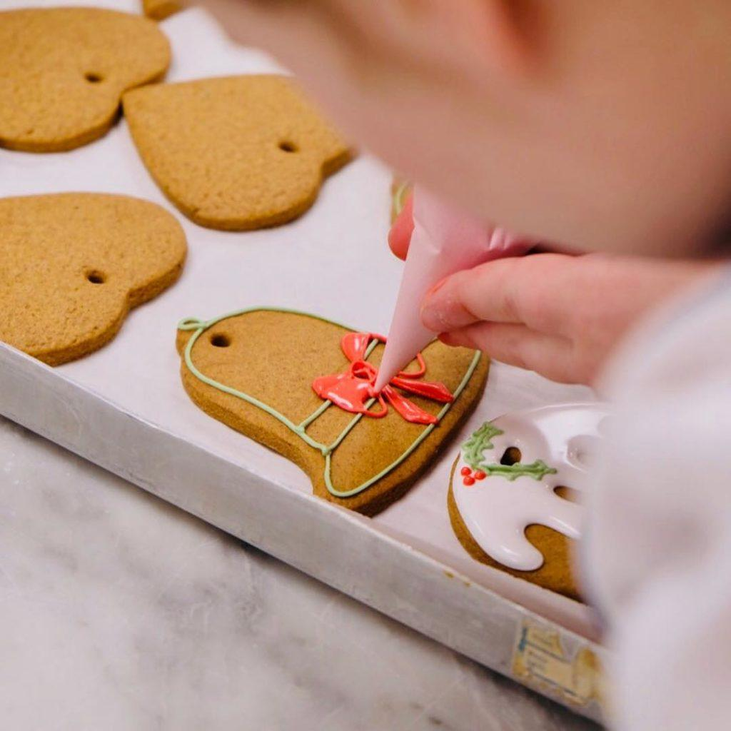 Рождественское имбирное печенье - рецепт из Букингемского дворца