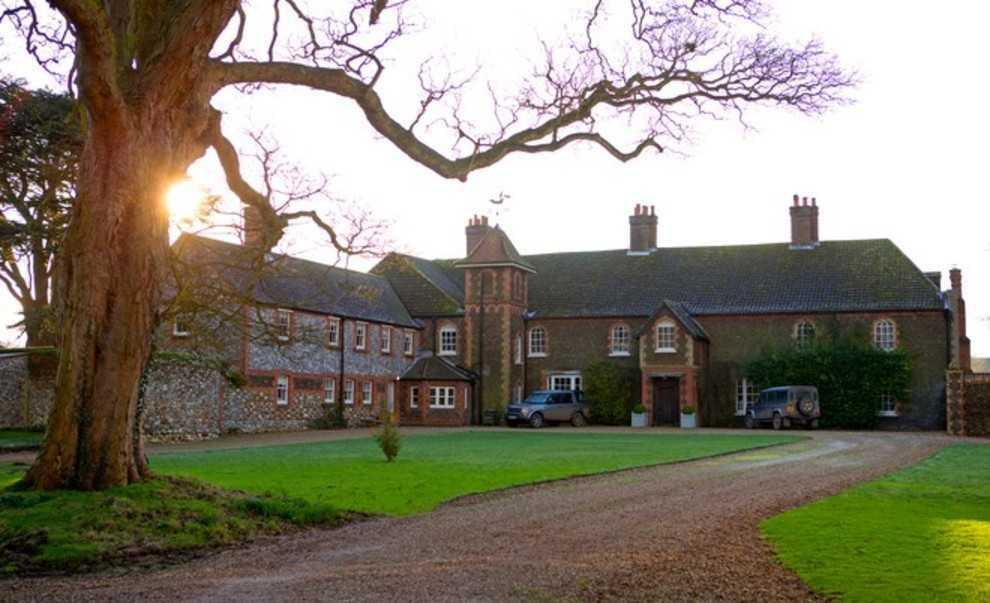 Где живет Кейт Миддлтон? Внутри ее дома в Кенсингтонском дворце и Анмер-Холле