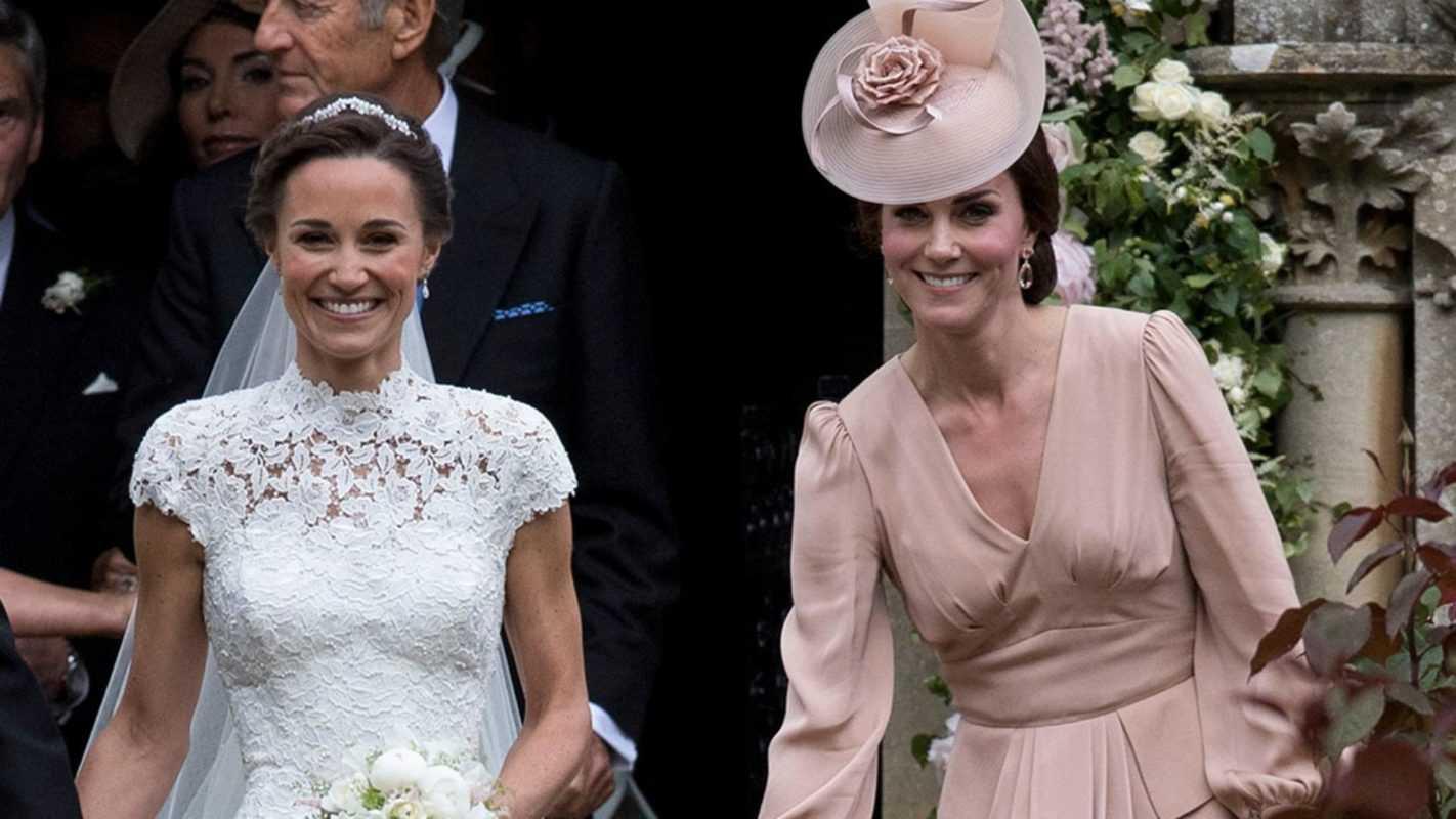 Кто богаче: Кейт, герцогиня Кембриджская или ее сестра Пиппа, которая вышла за миллионера
