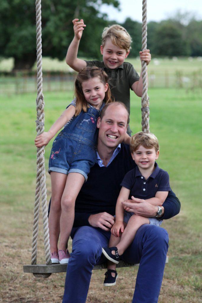 Хитрость, которую Кейт Миддлтон и принц Уильям используют в воспитании детей