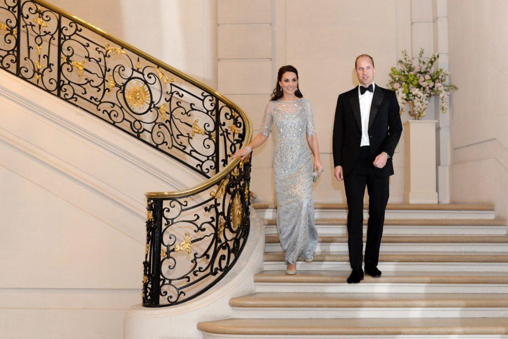 Необычное требование к домработнице, которую ищут Кейт Миддлтон и принц Уильям