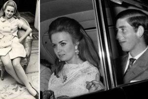 Лючия Санта Крус – первая любовь принца Чарльза и подруга Камиллы и Дианы