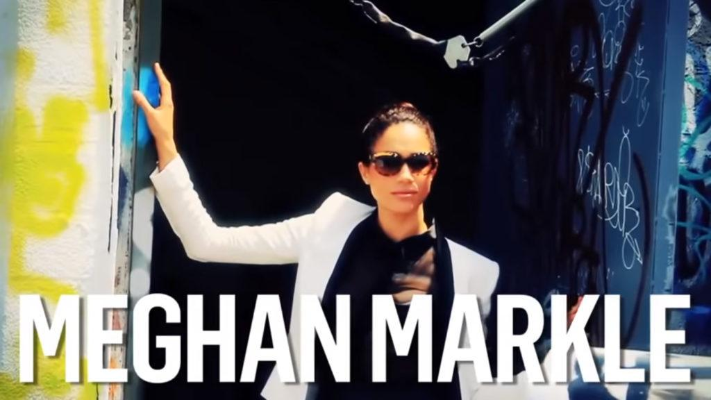 Меган Маркл снова судится, теперь уже из-за пикантного видео