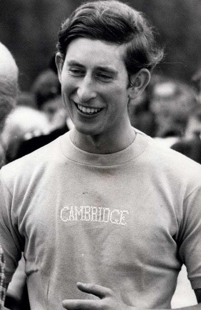 Молодой принц Чарльз во времена его Кембриджского университета. Фото: Keystone Press / Alamy