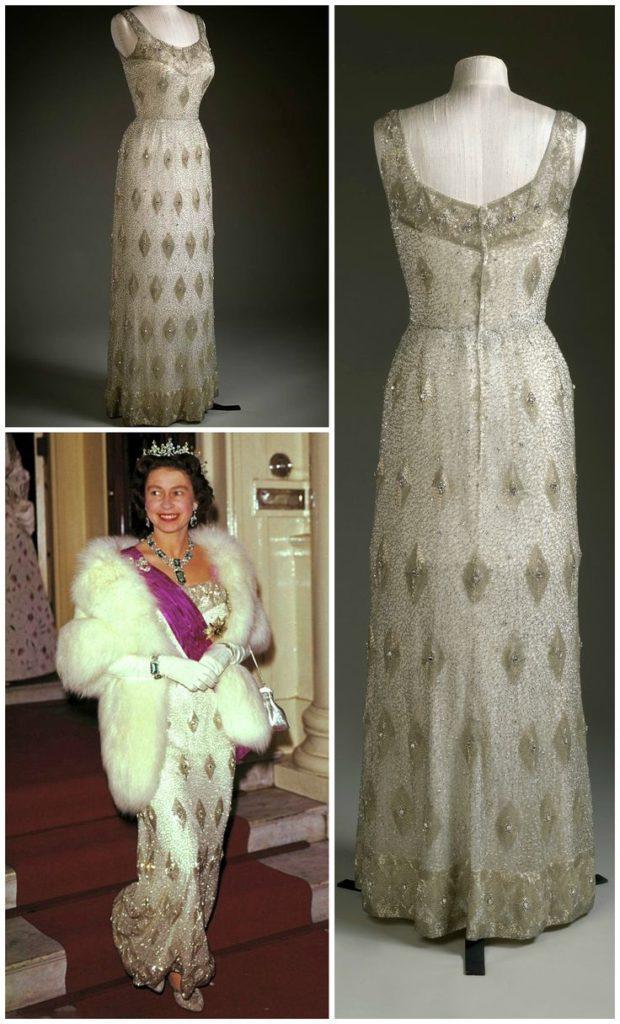 Норман Хартнелл - создатель свадебных платьев королевы Елизаветы II и ее внучки