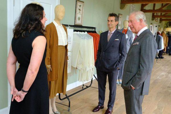 Принц Чарльз выпустил коллекцию одежды
