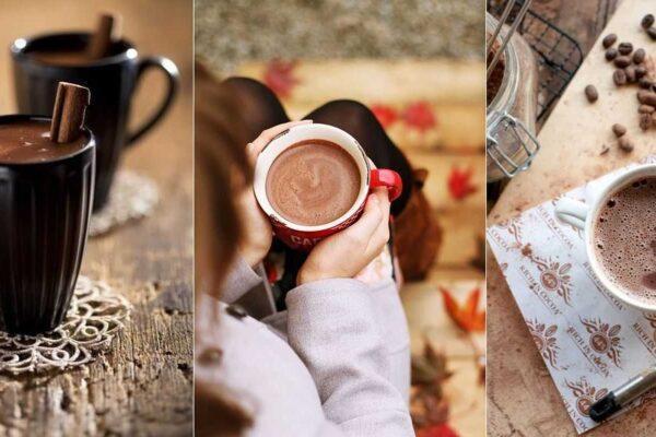 Рецепт горячего шоколада с красным вином от Меган Маркл