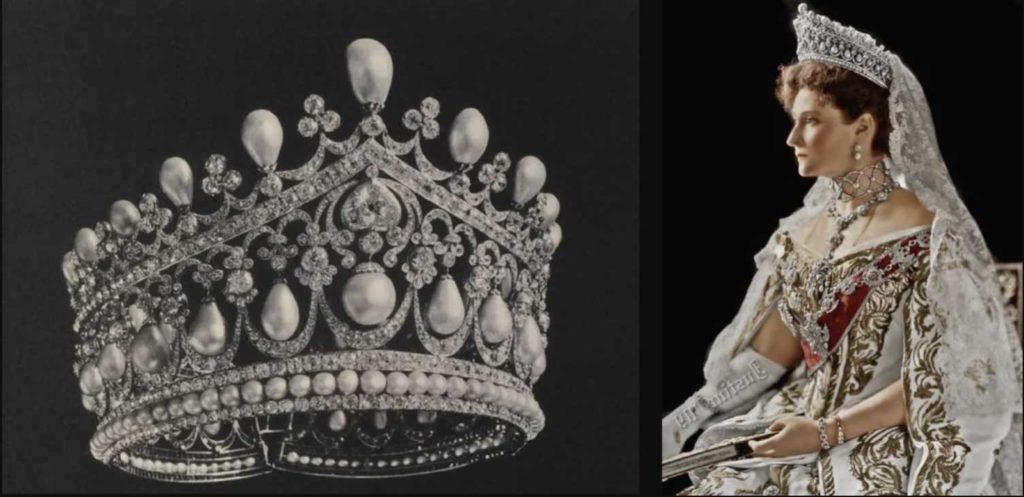 """""""Узелки любви"""" - любимая тиара принцессы Дианы и Кейт Миддлтон"""