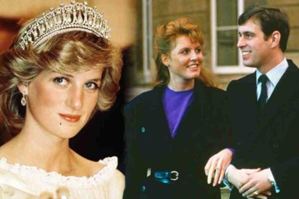 Принцесса Диана хотела выйти замуж за принца Эндрю, а не за принца Чарльза