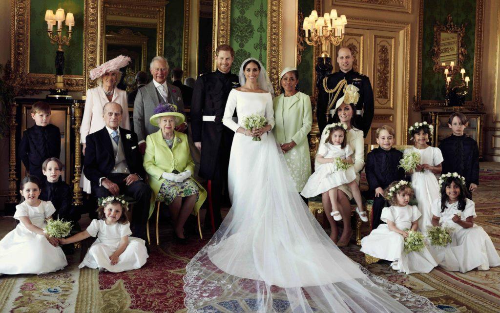 Британская линия наследования: Меган Маркл не поняла почему принц Гарри не так важен, как принц Уильям