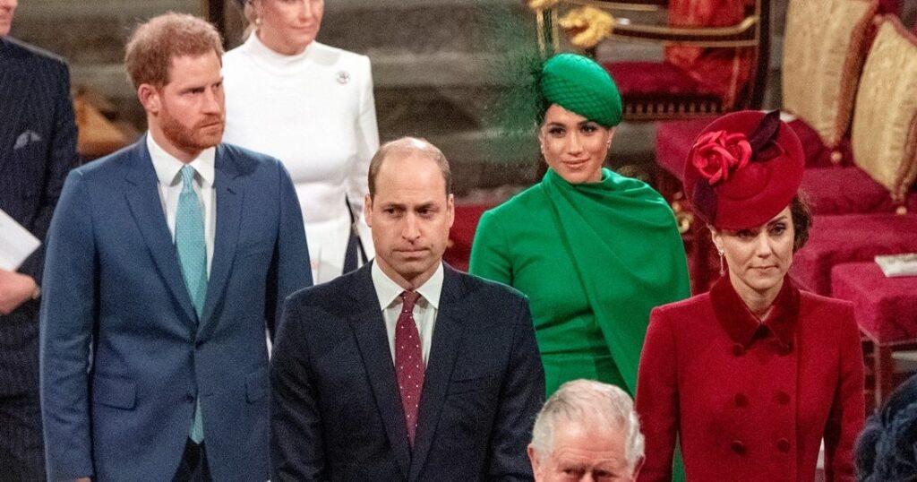 """Принц Гарри и Меган Маркл готовятся к """"неловкой"""" встрече с принцем Уильямом и Кейт"""