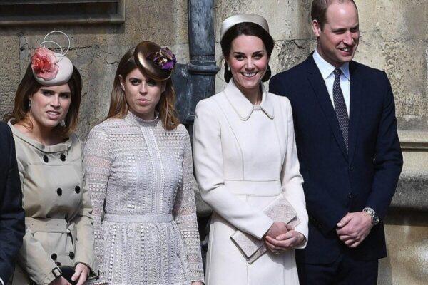 Правда ли, что Кейт Миддлтон и принцессы Беатрис и Евгения терпеть не могут друг друга?