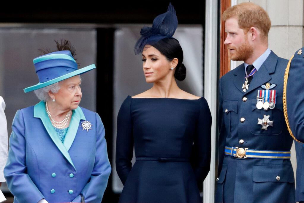 Гарри и Меган решили вернуться в Великобританию