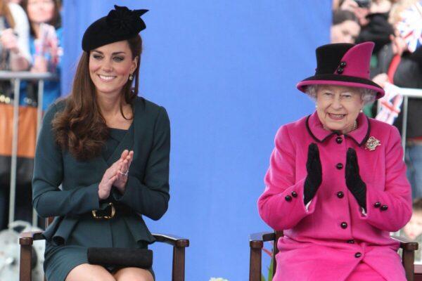 Как герцогини выбирают наряды на государственные мероприятия