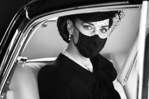 """После похорон принца Филиппа Кейт Миддлтон назвали """"величайшим достоянием"""" королевской семьи"""
