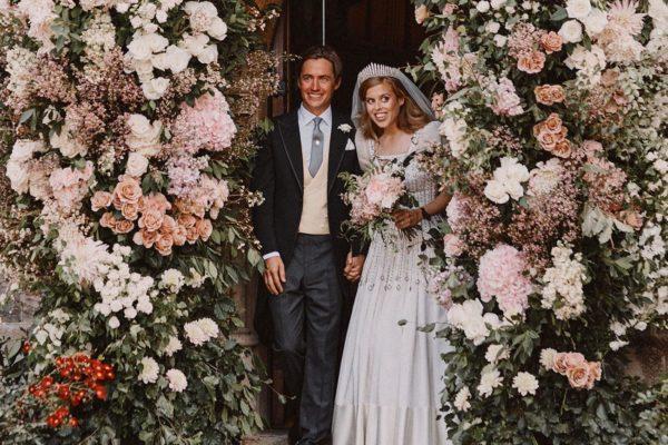 Королевский флорист рассказал о букете принцессы Беатрис