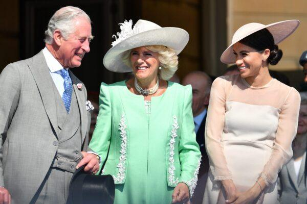 Интервью принца Гарри и Меган Маркл с Опрой уже записано, но будет изменено