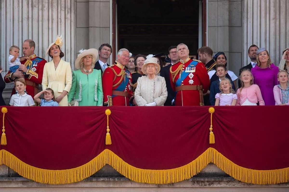 Отмена Trooping the Colour 2021 решает проблему с принцем Гарри и принцем Эндрю