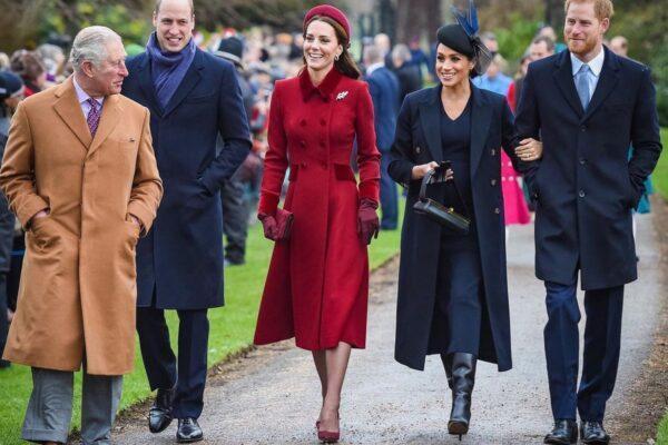 Опыт открытости перед СМИ у герцогов Кембриджских и Сассекских