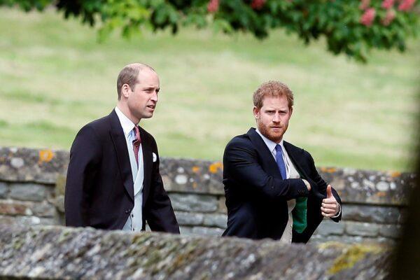 """Принц Уильям """"предпринимает решительные действия"""" против принца Гарри"""