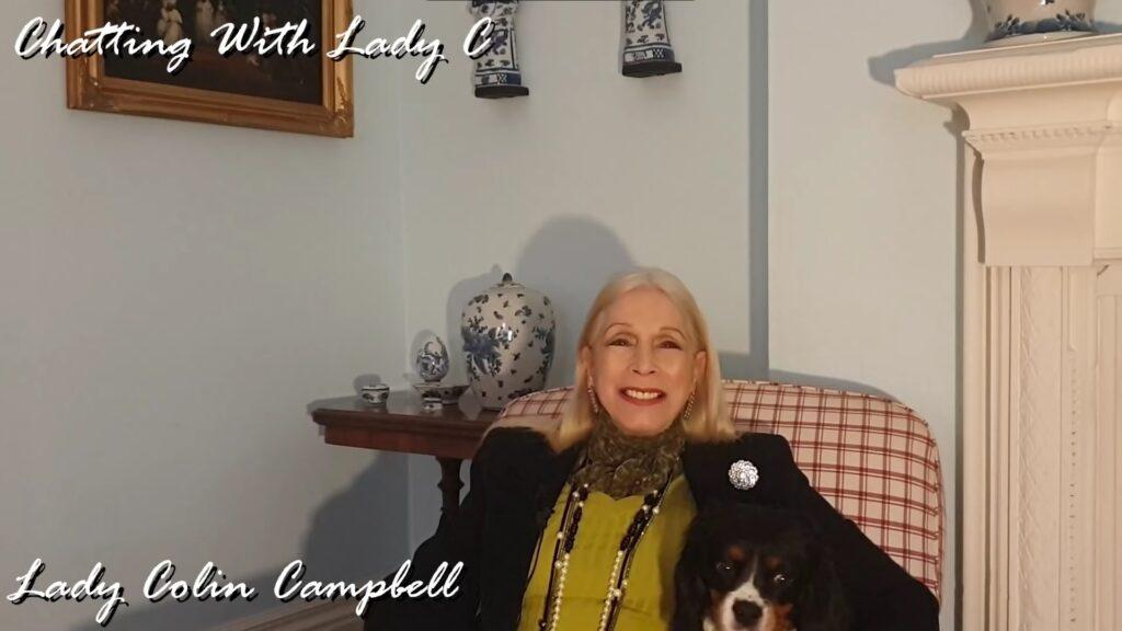 "Леди Колин Кэмпбелл назвала того, кто ""обсуждал цвет кожи Арчи"""