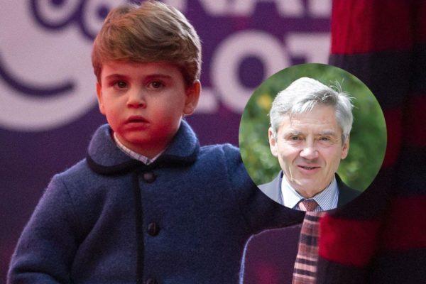 Принц Луи превращается в мини – версию отца Кейт Миддлтон