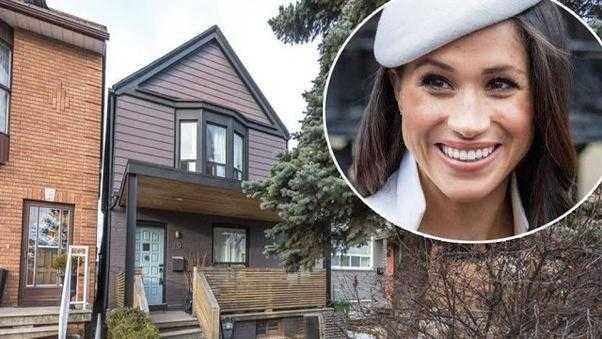 Каким был дом Меган Маркл в Торонто до знакомства с принцем Гарри